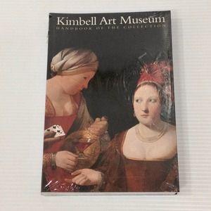 Kimbell Art Museum Handbook Softcover Collection
